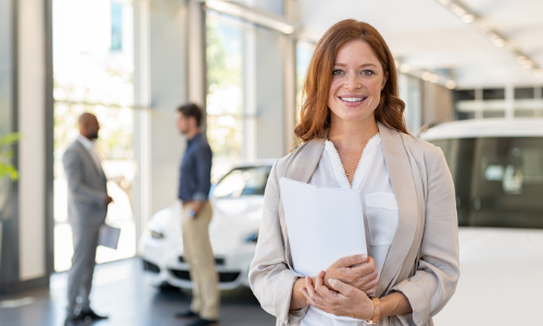 how long does it take to buy a car at dealership