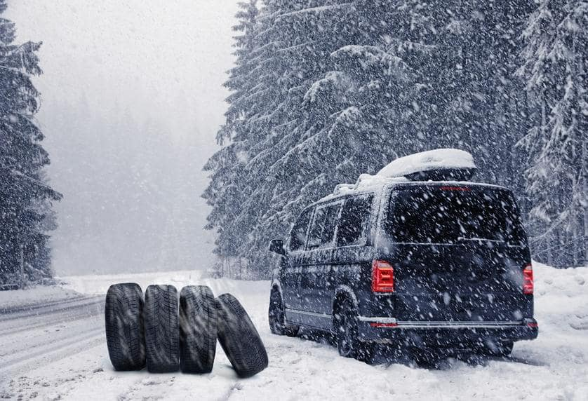how to store a car for winter