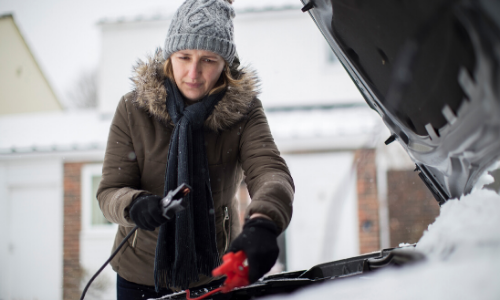 6 Ways to Keep Your Car Battery from Dying in Cold Weather