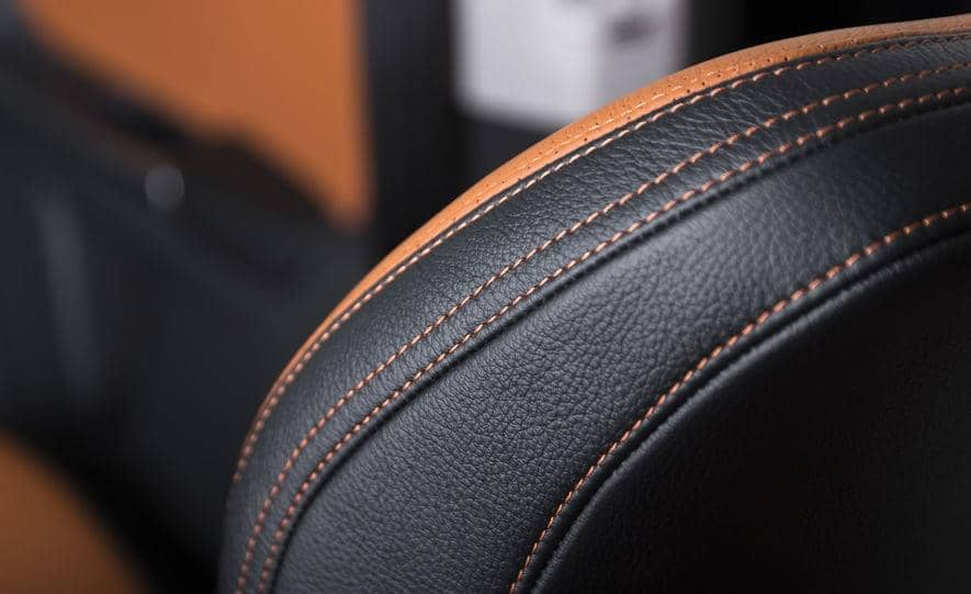 what is leatherette