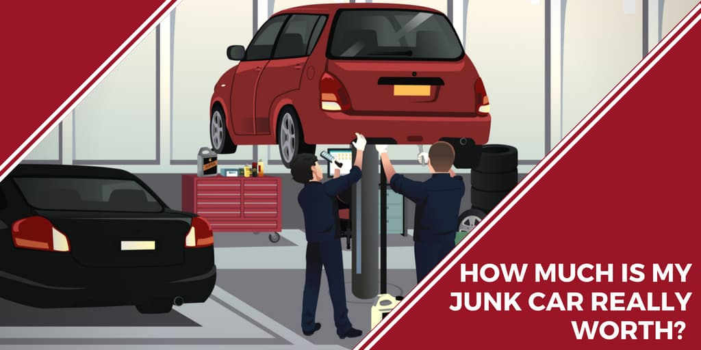 How Much is My Junk Car Really Worth