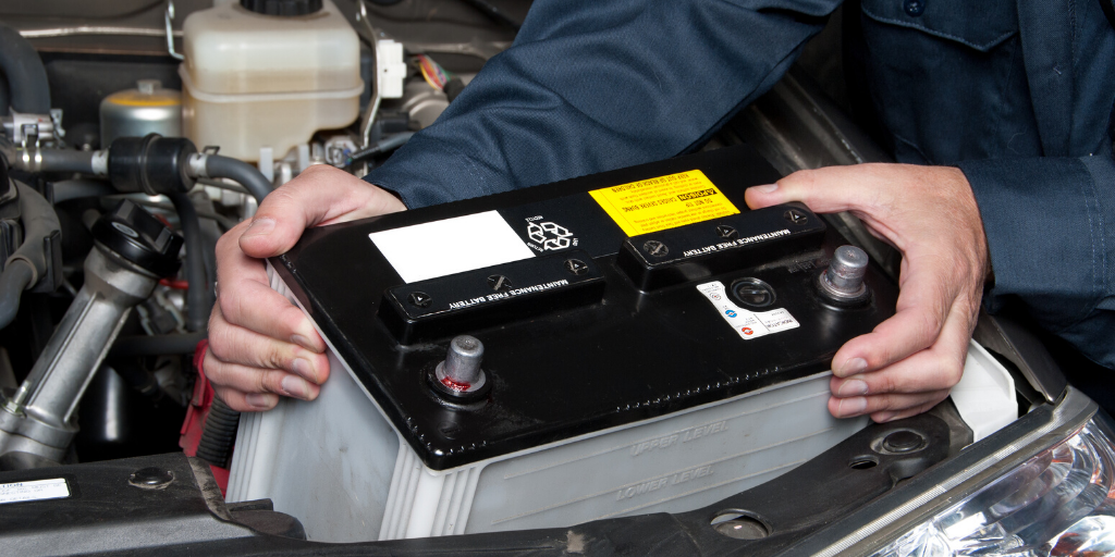 how to test a car battery at home