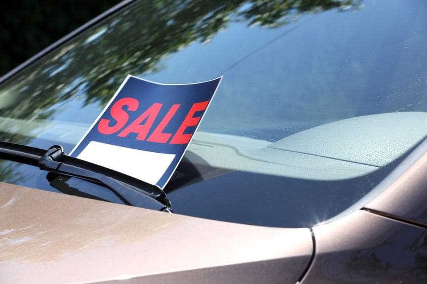 sell used car parts